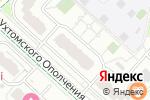 Схема проезда до компании RentUP в Москве