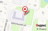 Схема проезда до компании Краснопутьская средняя общеобразовательная школа в Лямцино