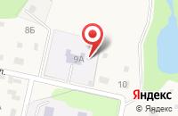 Схема проезда до компании Детский сад №28 в Лямцино
