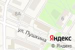 Схема проезда до компании Зоомир Котэ в Лесном