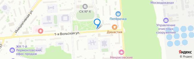 посёлок Некрасовка