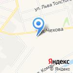 Плюс на карте Киреевска