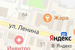 Схема проезда до компании Sweet baby в Череповце