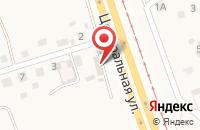 Схема проезда до компании Магазин элементов художественной ковки в Незнамово