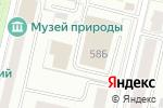 Схема проезда до компании Друг в Череповце