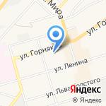Отделение Управления Федеральной миграционной службы России по Тульской области в Киреевском районе на карте Киреевска