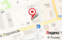 Схема проезда до компании AM в Киреевске