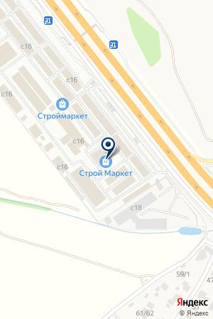 АВТО-АЛЬТ на карте Люберец
