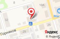 Схема проезда до компании ЖЭУ в Киреевске