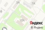 Схема проезда до компании Комплексный центр социального обслуживания №5, ГУ в Киреевске