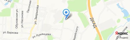 Детский сад №346 на карте Донецка