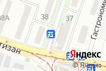 Схема проезда до компании Магазин пива в Донецке
