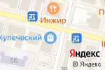 Схема проезда до компании Биоритм в Череповце