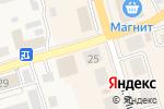 Схема проезда до компании Макси-дент в Киреевске