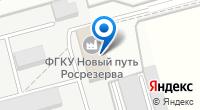 Компания Агни на карте