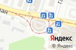 Схема проезда до компании Магазин-мастерская в Донецке