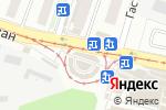 Схема проезда до компании СМС в Донецке