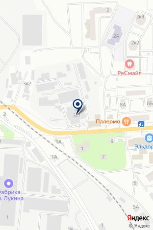 ПИТОМНИК ОХОТНИЧЬИХ СОБАК на карте Ивантеевки