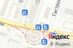 Схема проезда до компании Кондитерский магазин в Донецке
