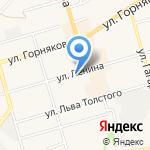 Киреевская центральная районная библиотека на карте Киреевска