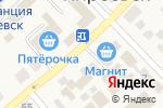 Схема проезда до компании Заря, ЗАО в Киреевске