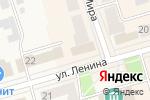 Схема проезда до компании Щербаков в Киреевске