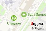 Схема проезда до компании Сыр в масле в Лесном