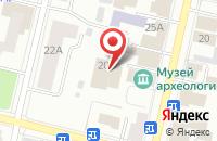 Схема проезда до компании Рекламное Агентство «Просто» в Череповце