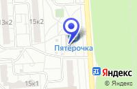 Схема проезда до компании ТК БИОДИЗАЙН-ТРОПИК в Москве