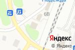 Схема проезда до компании Соблазн в Софрино