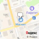 Магазин салютов Киреевск- расположение пункта самовывоза