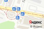 Схема проезда до компании Мясной магазин в Донецке