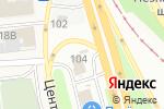 Схема проезда до компании Союз-Шина в Незнамово