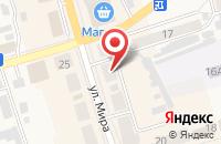 Схема проезда до компании Магазин ЖЕНСКИЕ ШТУЧКИ в Киреевске