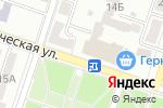 Схема проезда до компании Отделение связи №44 в Донецке