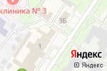 Схема проезда до компании Магазин продуктов в Лесном