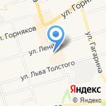 Киреевский городской Дом культуры на карте Киреевска