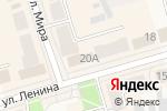 Схема проезда до компании Золото в Киреевске