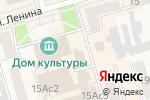 Схема проезда до компании Магазин мебели в Киреевске