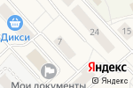 Схема проезда до компании Avtoto.ru в посёлке городского типа Томилино