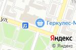 Схема проезда до компании Мебельный салон-магазин в Донецке