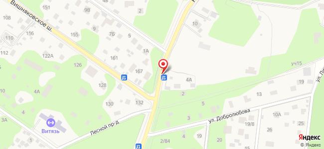 Вишняковское шоссе