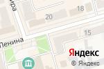 Схема проезда до компании Букварь в Киреевске