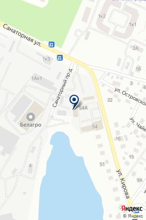 СУДОРЕМОНТНОЕ ПРЕДПРИЯТИЕ ИТС-КРОС на карте Ивантеевки