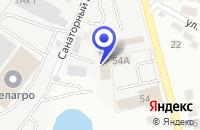 Схема проезда до компании НПЦ КРОС в Ивантеевке