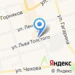 Бублик на карте Киреевска