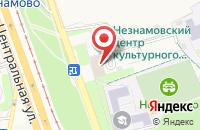 Схема проезда до компании Расчетно-аналитический центр Старооскольского городского округа в Незнамово