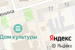 Схема проезда до компании Любимый в Киреевске