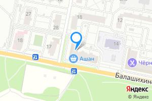 Однокомнатная квартира в Балашихе Московская область, Балашихинское шоссе, 16