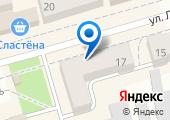 Администрация муниципального образования Киреевский район на карте